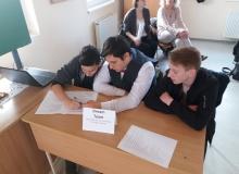 Angol verseny a ráckevei Ady Gimnáziumban