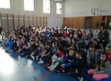 Az Óbudai Danubia Zenekar koncertje volt a Nagyiskolában