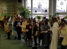 Farsangi hagyományok a Kisiskolában