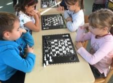 Mikulás sakk-verseny