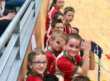 Sikeres szereplés a Floorball Diákolimpián