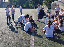Ultimate Frizbi Diákolimpia Döntő