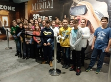 Világ múmiái kiállításon jártunk