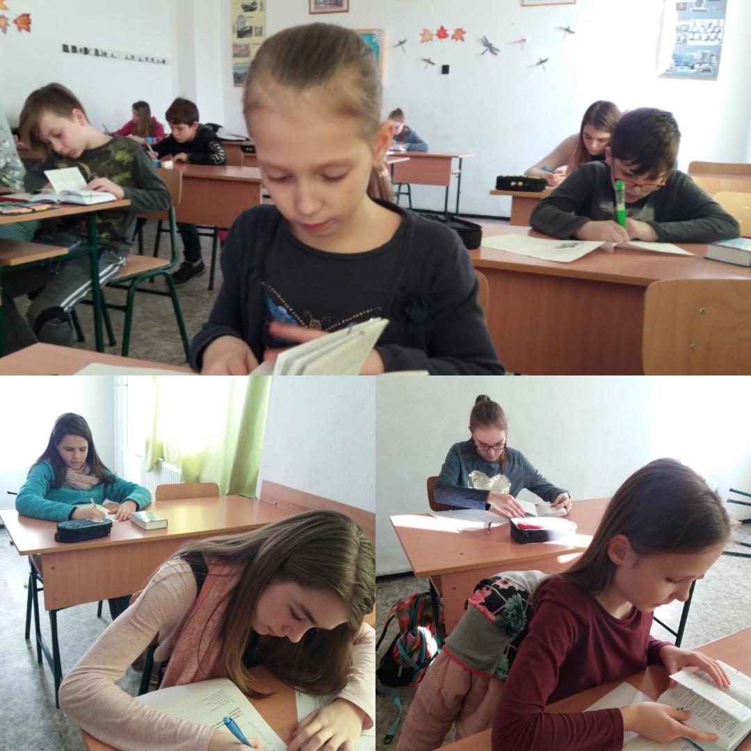 Idegen nyelvi Levelező verseny második fordulója