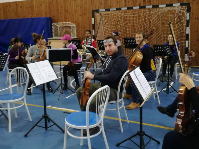 Danubia koncert volt iskolánkban