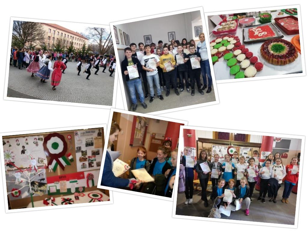 Rendhagyó módon ünnepeltünk… Március 15-i projektnap a Radnótiban…