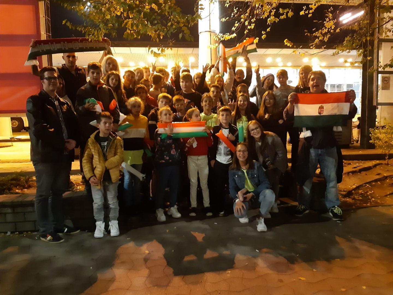 Hajrá, magyarok! – Válogatott meccsen jártunk